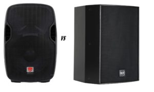 Which One to Choose: Powered or Passive Speaker?