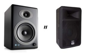 Powered vs Unpowered Speakers