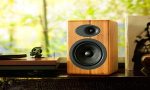 Best Powered Speakers for Turntable of 2019
