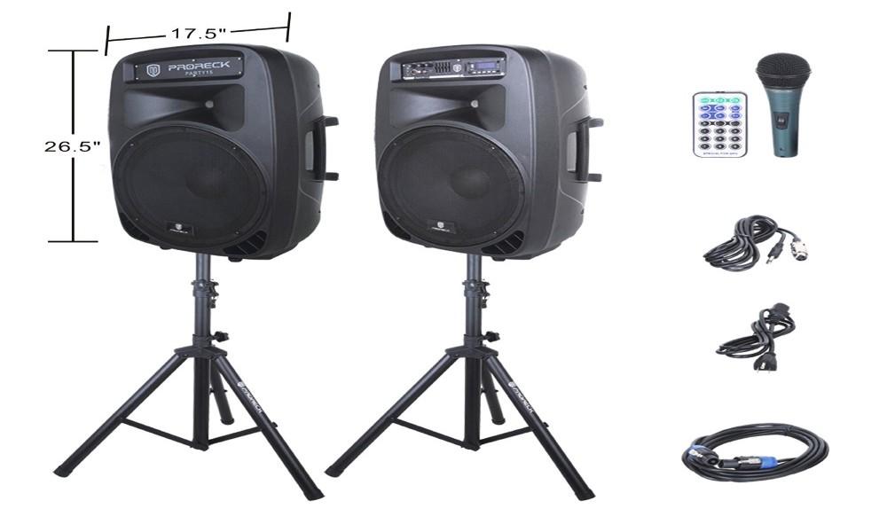 Best Powered Speakers for Djs